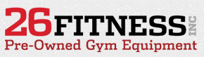 26 Fitness Inc - Pre-Owned Gym Equipment